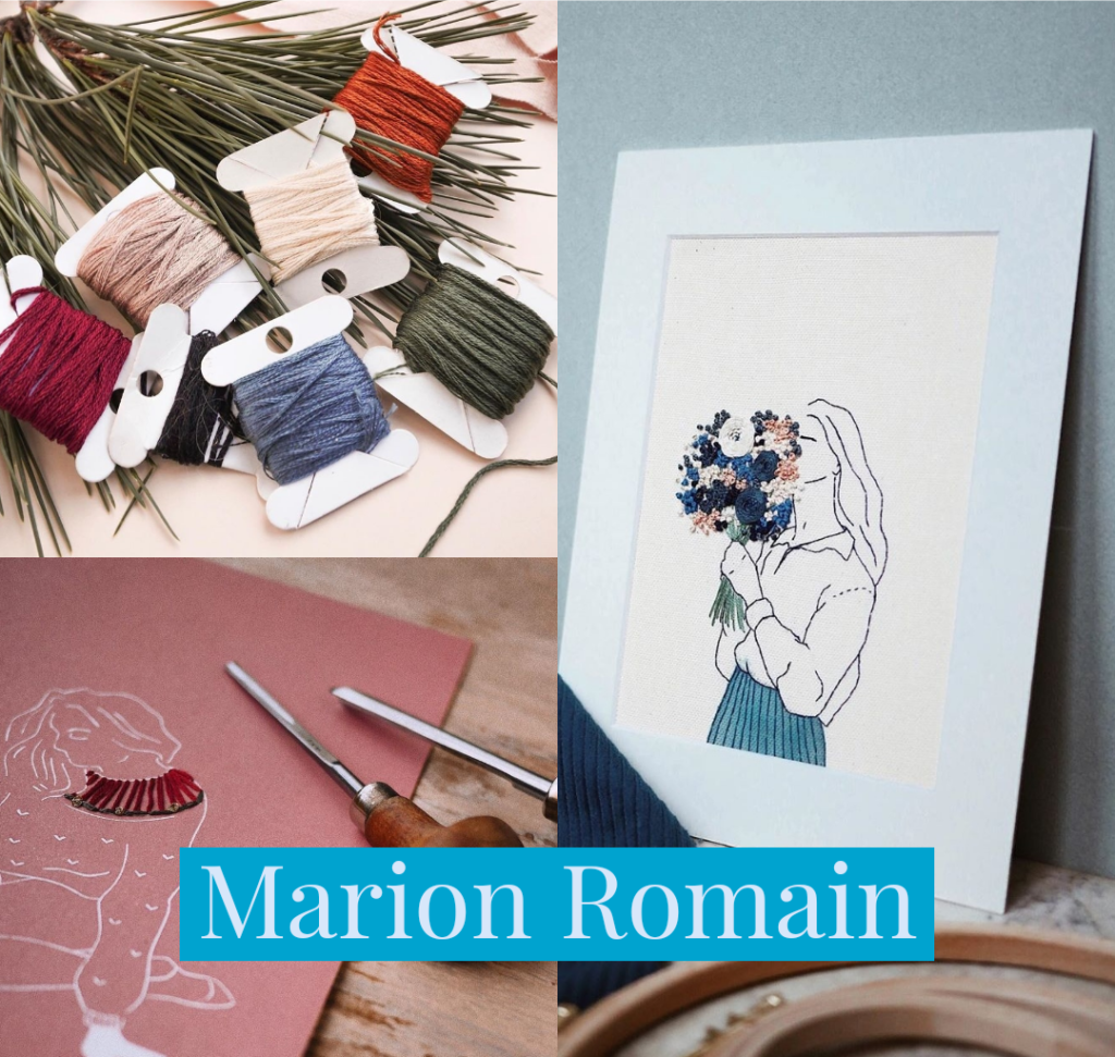 Podcast Marion Romain