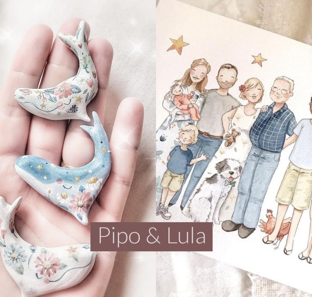 Podcast Pipo & Lula