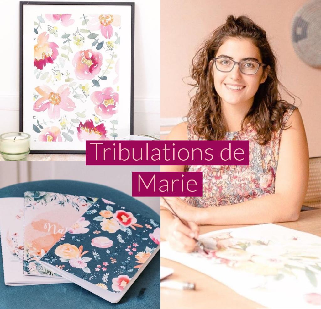 Podcast Tribulations de Marie