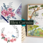 Podcast Bleu Carmin