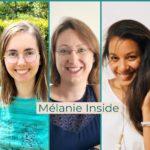 Podcast Mélanie Inside avec Saleanndre et Happy Lazuly