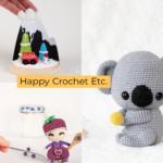 Podcast Happy Crochet Etc