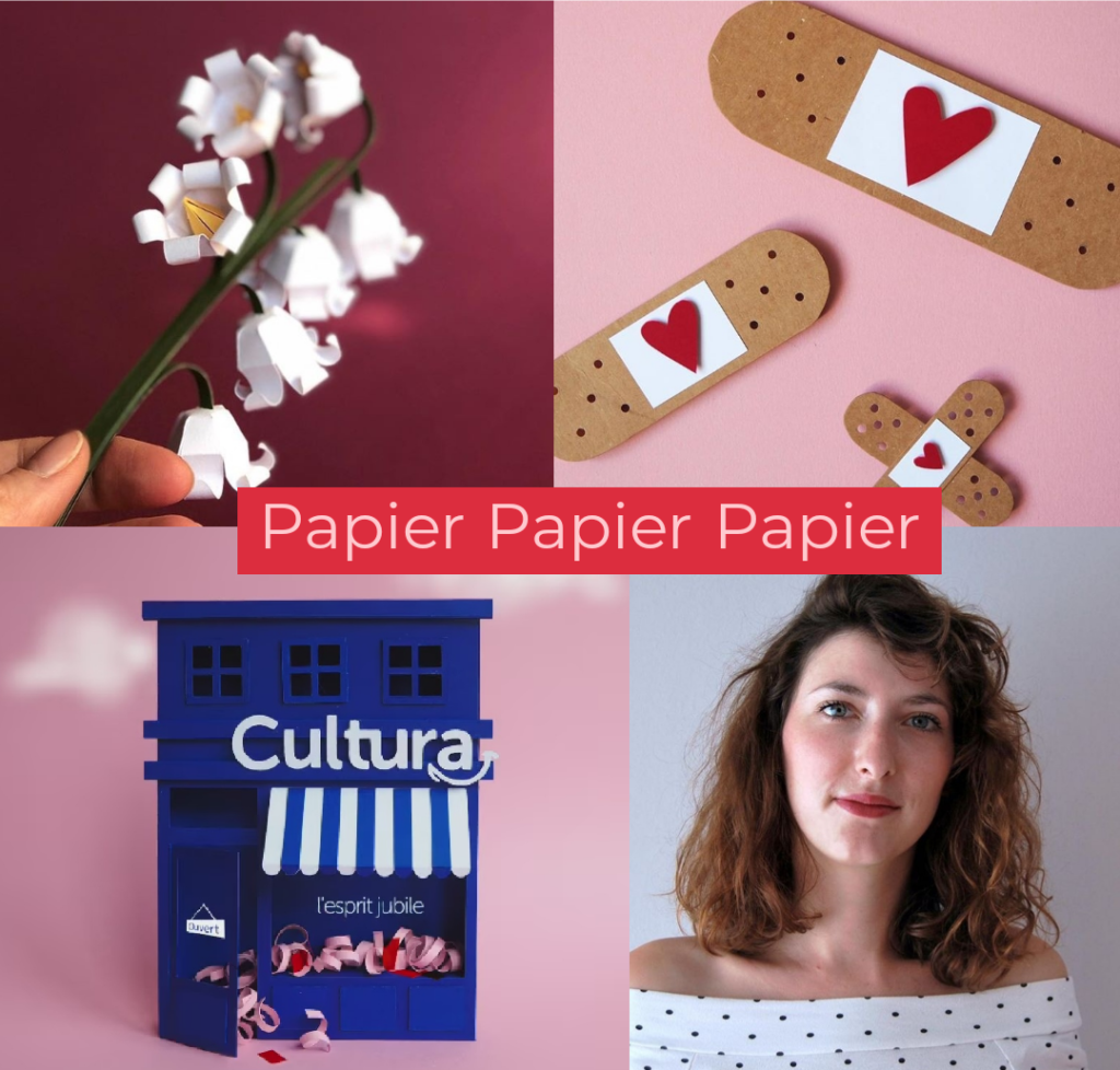 Podcast Papier Papier Papier