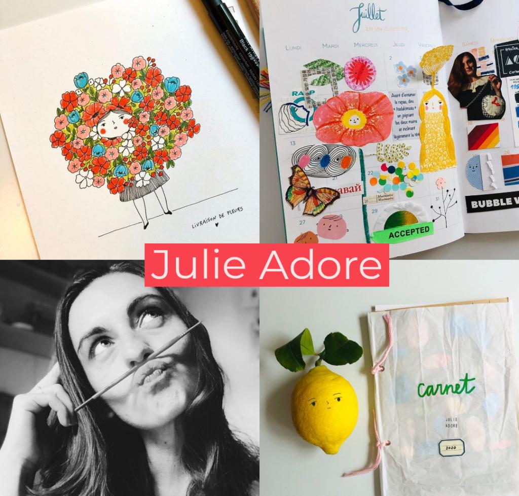 Podcast Julie Adore