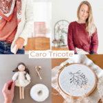podcast Caro Tricote
