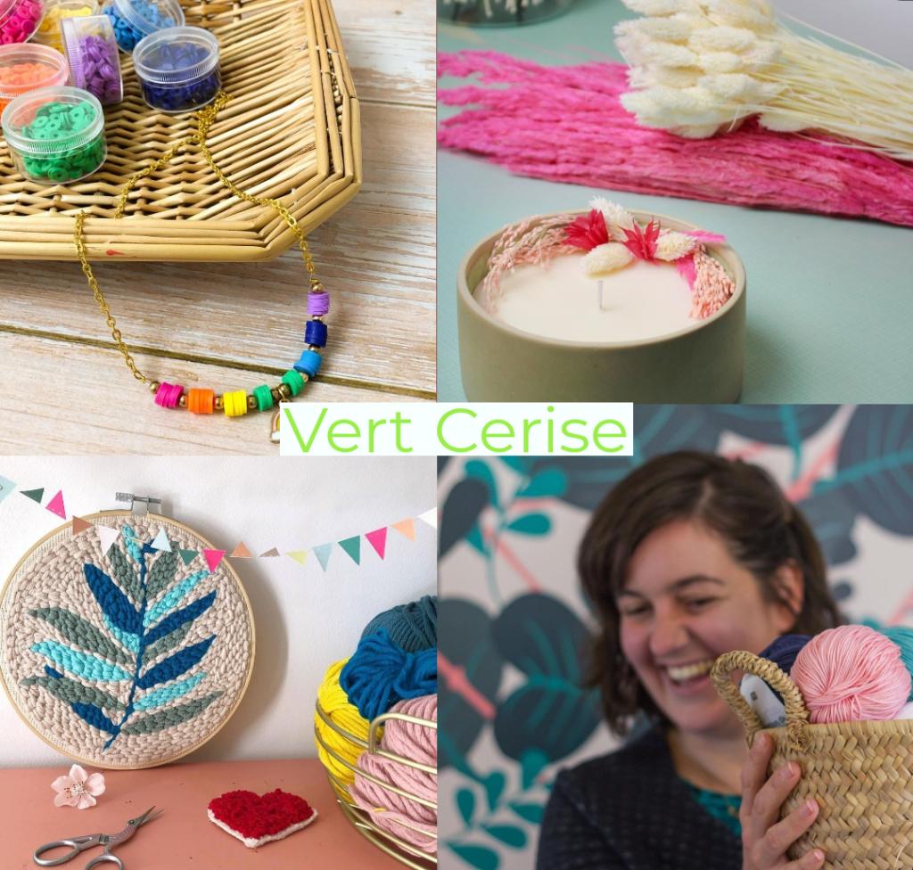 podcast Vert Cerise